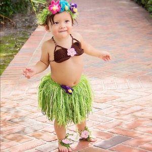 Other - Toddler luau set